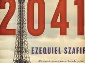 """París 2041"" Ezequiel Szafir"