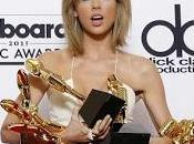 Taylor Swift arrasa Billboard Music Award