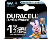 Pilas duracell ultra power