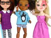 Muñecas discapacitadas personalizadas
