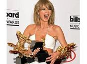 Taylor Swift convierte gran ganadora Billboard