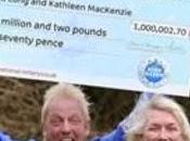 pareja ganó veces lotería