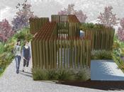 'Musicalidad Bambú'. Jardín Finalista Festival Internacional Jardines Allariz 2015