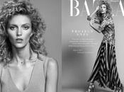 Anja Rubik portada Harper's Bazaar