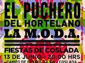 Vetusta Morla, Puchero Hortelano M.O.D.A., junio Coslada
