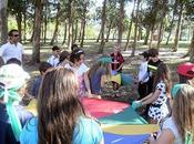 artistas MUNDO LUDIC participan campamentos colonias verano