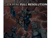 Primer vistazo Thors