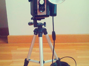 cámara creía lámpara acabó siéndolo. Re-cámaras.