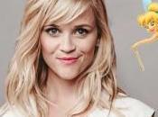 Reese Witherspoon será Campanilla nueva película acción real Disney