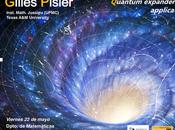 Gilles Pisier Coloquio ICMAT-UAM