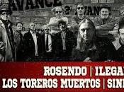 Iberia Festival Benidorm: Rosendo, Kiko Veneno, Ilegales, Toreros Muertos, Siniestro Total...