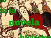 Junio temático novela histórica.