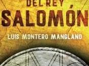 MESA SALOMÓN Luis Montero Manglano