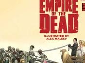marcha adaptación televisiva 'Empire Dead', novela gráfica George Romero.
