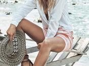 Natasha Poly está lista para playa nueva sesión H&M