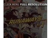 Primer vistazo Runaways