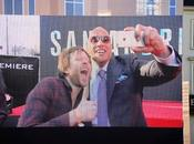 Dwayne 'The Rock' Johnson Récord Guinness selfies