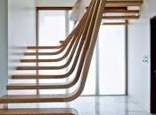 Inspiración para hacer escalera centro casa