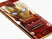 Samsung Galaxy edge Iron Limited Edition oficial