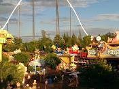 Salou niños: Port Aventura, gran parque temático Tarragona