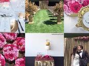 Instafinde boda dorado fucsia