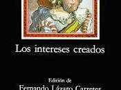 intereses creados