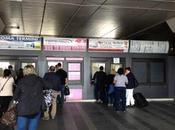 Autobuses Terravision aeropuerto Roma. Nunca más!!!
