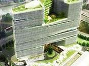 """nueva esquina"""" Hangzhou LYCS Arq."""