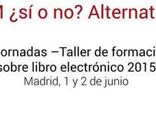 Jornadas Taller sobre libro electrónico