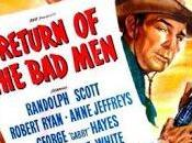 REGRESO BANDOLEROS, (Return men) (USA, 1948) Western