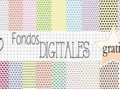 Scrapbooking digital: fondos gratis para descargar