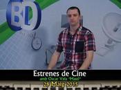 "Comarcal: Estrenes Cine, Oscar Vela ""Mastí"" 28/04/2015"
