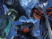Masks, cómic héroes lleno amor pulp