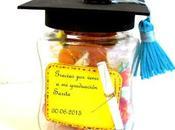 Recuerdos regalos para graduación- Manualidades