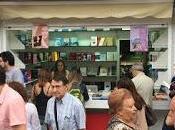 Resumen primer semana Feria Libro Madrid nuestra caseta