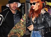 Rihanna Karim Benzema, juntos Nueva York