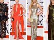 alfombra roja CFDA Fashion Awards
