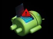 "Reestablecer Android Fábrica"" deja"