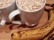 Galletas banana avena