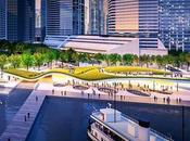 KPMB West concurso Jack Layton Ferry Terminal Harbour Square Park Toronto