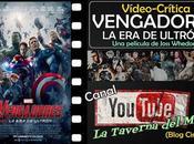 """Vídeo-crítica """"Vengadores: Ultrón"""", Joss Whedon"""