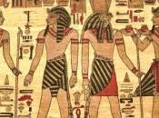 creencias religiosas Egipto antiguo plasmación arte (Parte