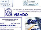 Certificado energético: colegiación visado obligatorios