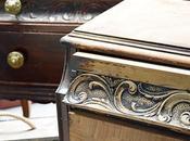 Inventando Finde: Cómo renovar mesillas madera vintage