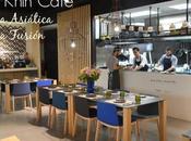 Khin Café, Cocina Asiática, Fusión