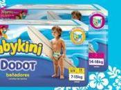 Babykini, pañal bañador desechable