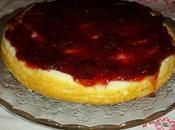 Cheesecake mermelada fresa