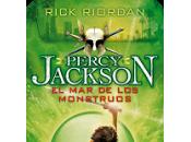 Reseña: monstruos- Rick Riordan