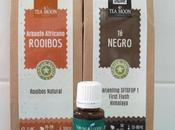 ¿Aceite esencial Menta Infusiones, Rooibos? (Tea Moon)