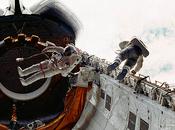 NASA celebra años paseos espaciales